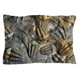 Fossils Pillow Cases