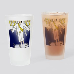 Angel choir Drinking Glass