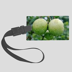 Suicide tree (Cerbera odollam) f Large Luggage Tag