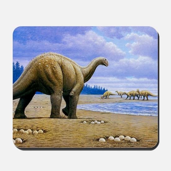 Titanosaur Mousepad