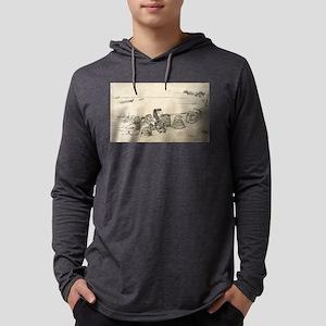 Lobster-pots - Whistler - 1886 Long Sleeve T-Shirt