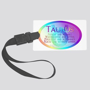 Taurus Large Luggage Tag