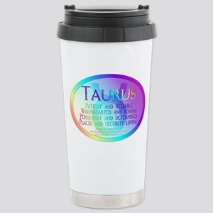 Taurus Stainless Steel Travel Mug