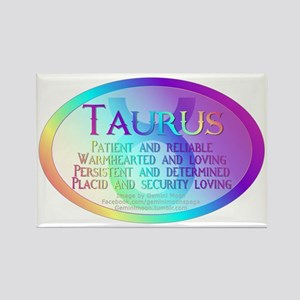 Taurus Rectangle Magnet