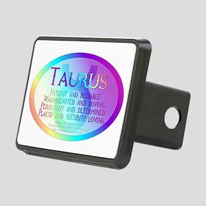 Taurus Rectangular Hitch Cover