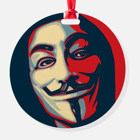 Vendetta 12 Ornament