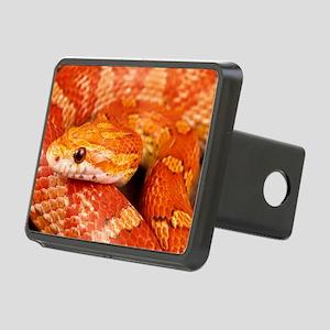 Corn Snake  Rectangular Hitch Cover