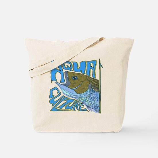 A BASS AHEAD Tote Bag