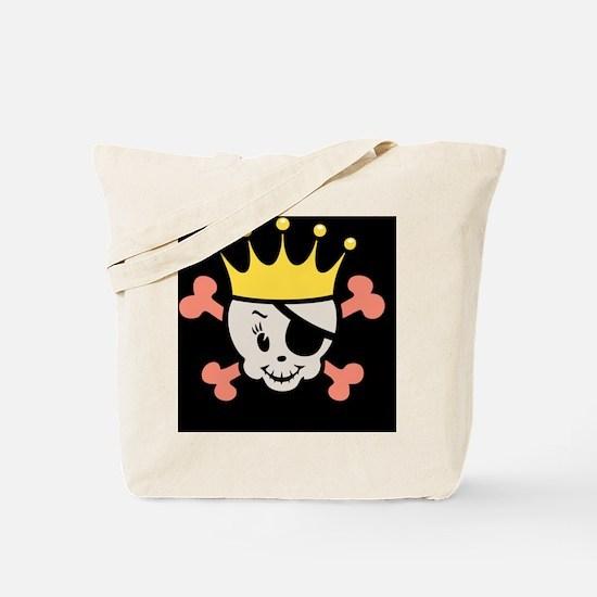 princess-pir2-LG Tote Bag