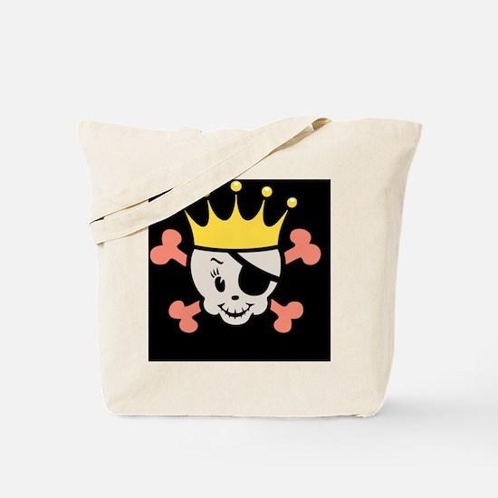 princess-pir2-OV Tote Bag