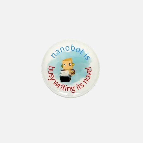 nanobot Mini Button