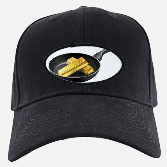 Fried Gold Spaced Baseball Hat