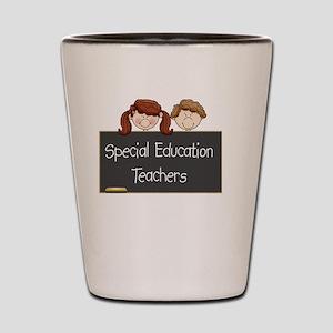 Teachers Special Education Shot Glass