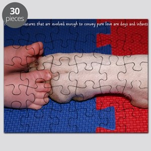 Pitter Patter Paws Puzzle