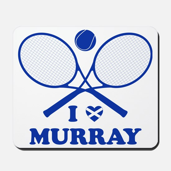 Love Murray (blwh for lights) Mousepad