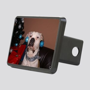 Bulldog Bauble Rectangular Hitch Cover