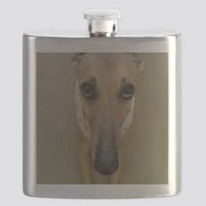 Look of Innocence  Flask