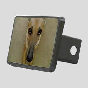 Look of Innocence  Rectangular Hitch Cover