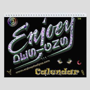 W1LD5TYLE USA - Custom Wall Calendar