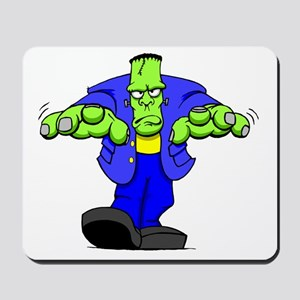 Cartoon Frankenstein Mousepad