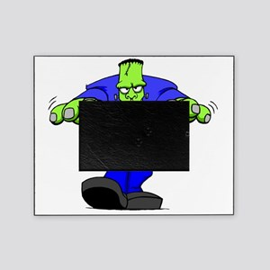 Cartoon Frankenstein Picture Frame