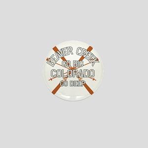Go Big Beaver Creek Mini Button