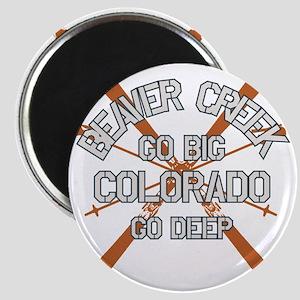 Go Big Beaver Creek Magnet
