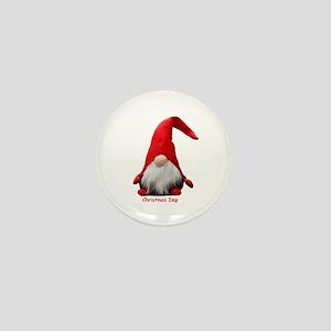 Christmas Imp Mini Button