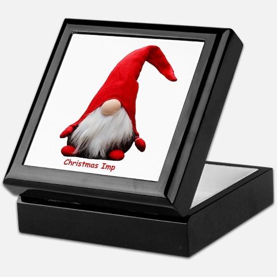 Christmas Imp Keepsake Box