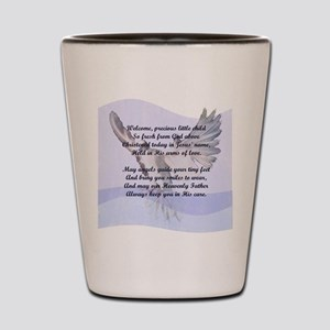 A Christening Gift for You! Shot Glass