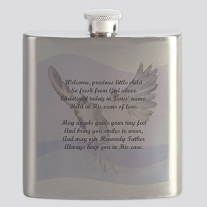 A Christening Gift for You! Flask