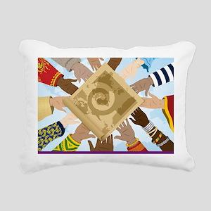 Apparel Rectangular Canvas Pillow