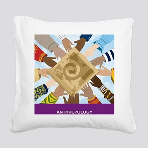 Apparel Square Canvas Pillow