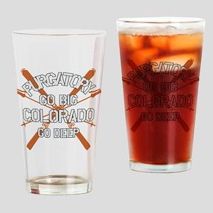 Go Big Purgatory Drinking Glass