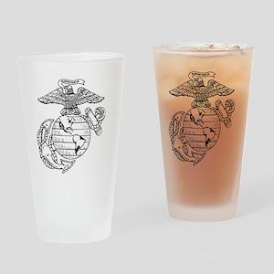 EGA Drinking Glass
