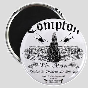 Compton Wine Mixer Magnet