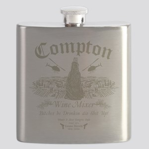 Compton Wine Mixer Flask