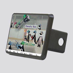 Roller Derby - Its Not Wre Rectangular Hitch Cover
