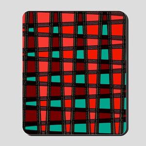 Stylish Funky Art Pattern Mousepad
