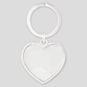 Australia Heart Keychain