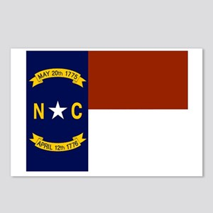 North Carolina United Sta Postcards (Package of 8)