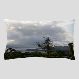 Lake Arenal Pillow Case