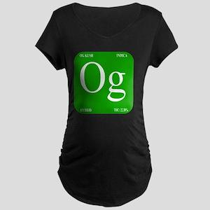 Elements - OG Maternity Dark T-Shirt