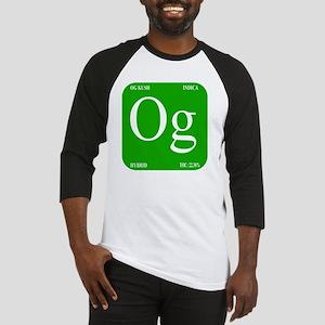 Elements - OG Baseball Jersey