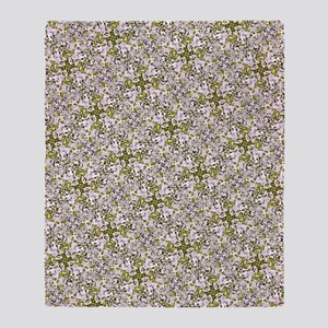 Unique Stylish Art Pattern Throw Blanket