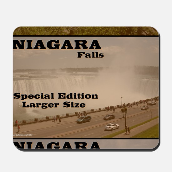 Niagara Falls Calendar Special Edition Mousepad