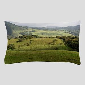 Costa Rica fields Pillow Case