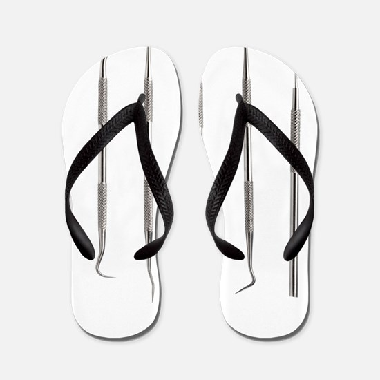 Dental instruments Flip Flops