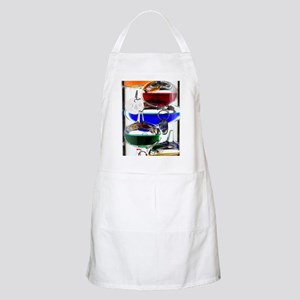 Galileo thermometer Apron