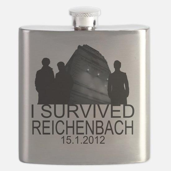 Reichenbach survivor Flask